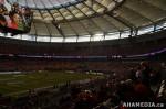 34 AHA MEDIA films 2011 Grey Cup - BC Lions vs Winnipeg Blue Bombers in Vancouver