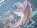 341 AHA MEDIA films W2 Soul Garden Mural in Vancouver Downtown Eastside (DTES)