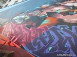 360 AHA MEDIA films W2 Soul Garden Mural in Vancouver Downtown Eastside (DTES)