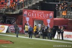 38 AHA MEDIA films 2011 Grey Cup - BC Lions vs Winnipeg Blue Bombers in Vancouver