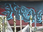 394 AHA MEDIA films W2 Soul Garden Mural in Vancouver Downtown Eastside (DTES)