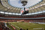 41 AHA MEDIA films 2011 Grey Cup - BC Lions vs Winnipeg Blue Bombers in Vancouver
