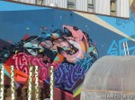 417 AHA MEDIA films W2 Soul Garden Mural in Vancouver Downtown Eastside (DTES)