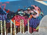 418 AHA MEDIA films W2 Soul Garden Mural in Vancouver Downtown Eastside (DTES)