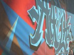 420 AHA MEDIA films W2 Soul Garden Mural in Vancouver Downtown Eastside (DTES)