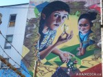 425 AHA MEDIA films W2 Soul Garden Mural in Vancouver Downtown Eastside (DTES)