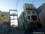 426 AHA MEDIA films W2 Soul Garden Mural in Vancouver Downtown Eastside (DTES)