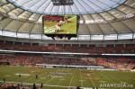 44 AHA MEDIA films 2011 Grey Cup - BC Lions vs Winnipeg Blue Bombers in Vancouver