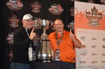 45 AHA MEDIA films 2011 Grey Cup - BC Lions vs Winnipeg Blue Bombers in Vancouver