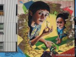 453 AHA MEDIA films W2 Soul Garden Mural in Vancouver Downtown Eastside (DTES) (2)
