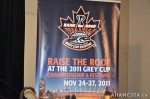 46 AHA MEDIA films 2011 Grey Cup - BC Lions vs Winnipeg Blue Bombers in Vancouver