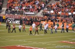 59 AHA MEDIA films 2011 Grey Cup - BC Lions vs Winnipeg Blue Bombers in Vancouver