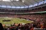60 AHA MEDIA films 2011 Grey Cup – BC Lions vs Winnipeg Blue Bombers inVancouver