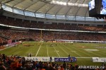 61 AHA MEDIA films 2011 Grey Cup - BC Lions vs Winnipeg Blue Bombers in Vancouver