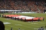 67 AHA MEDIA films 2011 Grey Cup - BC Lions vs Winnipeg Blue Bombers in Vancouver