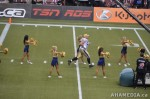 73 AHA MEDIA films 2011 Grey Cup - BC Lions vs Winnipeg Blue Bombers in Vancouver