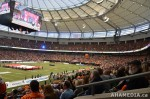 77 AHA MEDIA films 2011 Grey Cup - BC Lions vs Winnipeg Blue Bombers in Vancouver