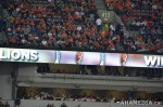 84 AHA MEDIA films 2011 Grey Cup - BC Lions vs Winnipeg Blue Bombers in Vancouver