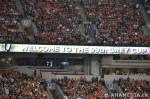 86 AHA MEDIA films 2011 Grey Cup - BC Lions vs Winnipeg Blue Bombers in Vancouver