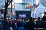 9 AHA MEDIA films 2011 Grey Cup - BC Lions vs Winnipeg Blue Bombers in Vancouver