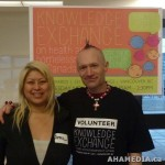 9 AHA MEDIA films Knowledge event in Vancouver Downtown EASTSIDE (DTES)