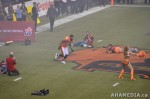 99 AHA MEDIA films 2011 Grey Cup - BC Lions vs Winnipeg Blue Bombers in Vancouver