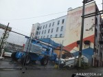 99 AHA MEDIA films W2 Soul Garden Mural in Vancouver Downtown Eastside (DTES)
