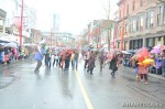 100 AHA MEDIA films CACV Eco Art Dragon in Chinese New Year Parade 2012 inVancouver