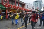 101 AHA MEDIA films Carnegie Street Band in Chinese New Year Parade 2012 in Vancouver