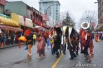 103 AHA MEDIA films Carnegie Street Band in Chinese New Year Parade 2012 in Vancouver