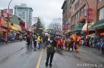 104 AHA MEDIA films Carnegie Street Band in Chinese New Year Parade 2012 in Vancouver