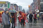 106 AHA MEDIA films Carnegie Street Band in Chinese New Year Parade 2012 in Vancouver