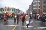 107 AHA MEDIA films Carnegie Street Band in Chinese New Year Parade 2012 in Vancouver