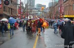 109 AHA MEDIA films CACV Eco Art Dragon in Chinese New Year Parade 2012 in Vancouver