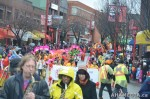 115 AHA MEDIA films Carnegie Street Band in Chinese New Year Parade 2012 in Vancouver