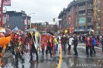 119 AHA MEDIA films Carnegie Street Band in Chinese New Year Parade 2012 in Vancouver