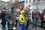 12 AHA MEDIA films Carnegie Street Band in Chinese New Year Parade 2012 in Vancouver