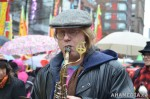 15 AHA MEDIA films Carnegie Street Band in Chinese New Year Parade 2012 in Vancouver