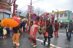 151 AHA MEDIA films CACV Eco Art Dragon in Chinese New Year Parade 2012 in Vancouver