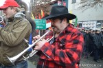 17 AHA MEDIA films Carnegie Street Band in Chinese New Year Parade 2012 in Vancouver