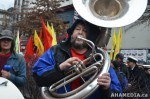 20 AHA MEDIA films Carnegie Street Band in Chinese New Year Parade 2012 in Vancouver