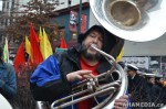 21 AHA MEDIA films Carnegie Street Band in Chinese New Year Parade 2012 in Vancouver