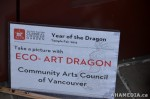 22 AHA MEDIA films CACV Eco Art Dragon in Chinese New Year Parade 2012 inVancouver