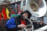 22 AHA MEDIA films Carnegie Street Band in Chinese New Year Parade 2012 in Vancouver