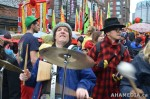 23 AHA MEDIA films Carnegie Street Band in Chinese New Year Parade 2012 inVancouver