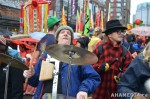 24 AHA MEDIA films Carnegie Street Band in Chinese New Year Parade 2012 inVancouver