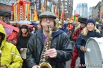 26 AHA MEDIA films Carnegie Street Band in Chinese New Year Parade 2012 in Vancouver