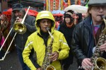 27 AHA MEDIA films Carnegie Street Band in Chinese New Year Parade 2012 in Vancouver