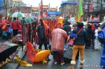 28 AHA MEDIA films CACV Eco Art Dragon in Chinese New Year Parade 2012 in Vancouver