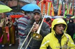 28 AHA MEDIA films Carnegie Street Band in Chinese New Year Parade 2012 in Vancouver